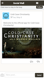Cold Case Christianity- screenshot thumbnail