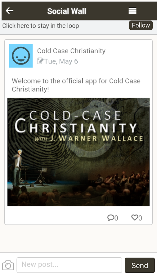 Cold Case Christianity- screenshot