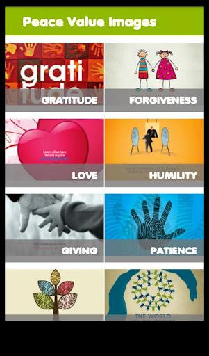 Peace Values Images