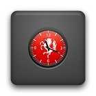 FC Twente Analoge Clock Widget icon