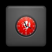 FC Twente Analoge Clock Widget