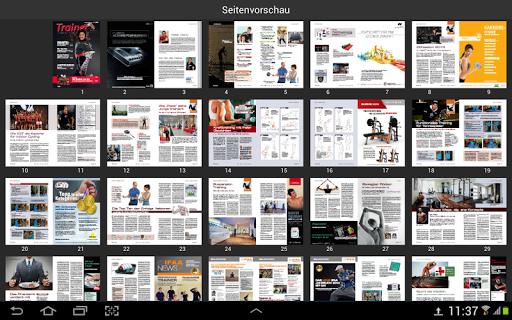 【免費健康App】TRAINER Magazin-APP點子