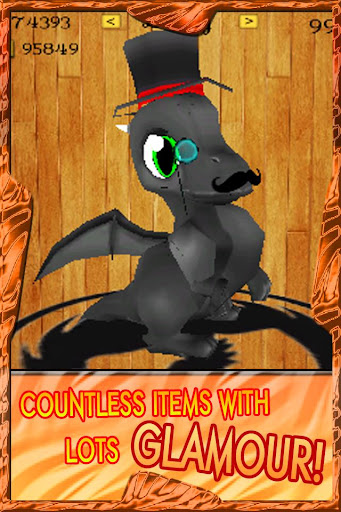 【免費休閒App】Dragon Pet Games-APP點子