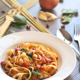 Italian Wonderpot with Chickpeas and Spinach