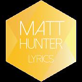 Matt Hunter Lyrics