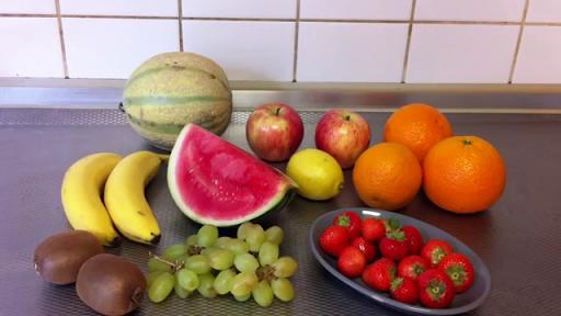 Como Hacer Ensalada de Frutas