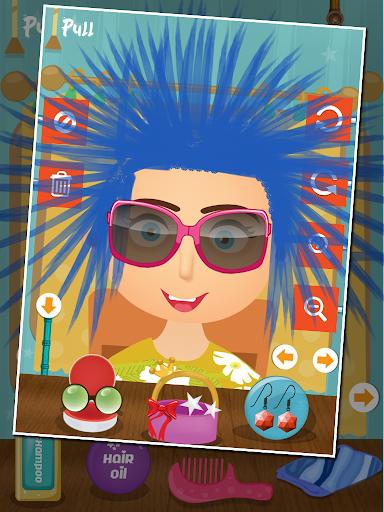 玩免費休閒APP|下載キッズヘアーサロン - 子供のゲーム app不用錢|硬是要APP