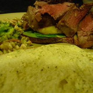 Tropical Steak Sandwich