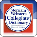 Merriam-Webster's Collegiate logo