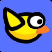 Hoppa Bird Gold
