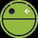 SilentCamera NINJA FREE logo