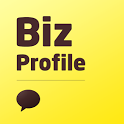 카카오톡 Biz프로필 관리자 beta icon