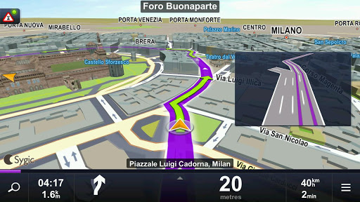 Sygic Navigation v12.2.2 crack apk with OFFLINE MAPS