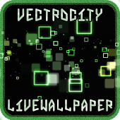 Vectrocity HD Livewallpaper
