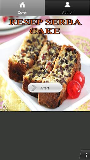Tutorial membuat kue lezat