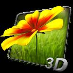 360 Flower live wallpaper 3D