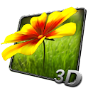 360 Flower live wallpaper 3D icon