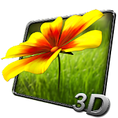 360 Flower live wallpaper 3D