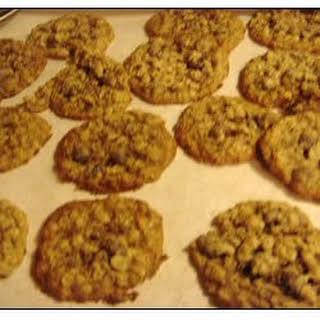 Best Oatmeal Cookies.