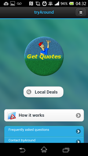 TryAround: Local Deals App