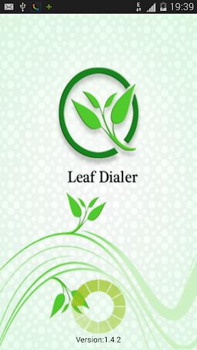 Leaf Dialer