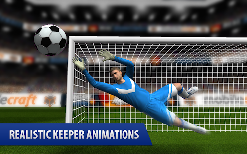 Flick Shoot (Soccer Football) - screenshot thumbnail