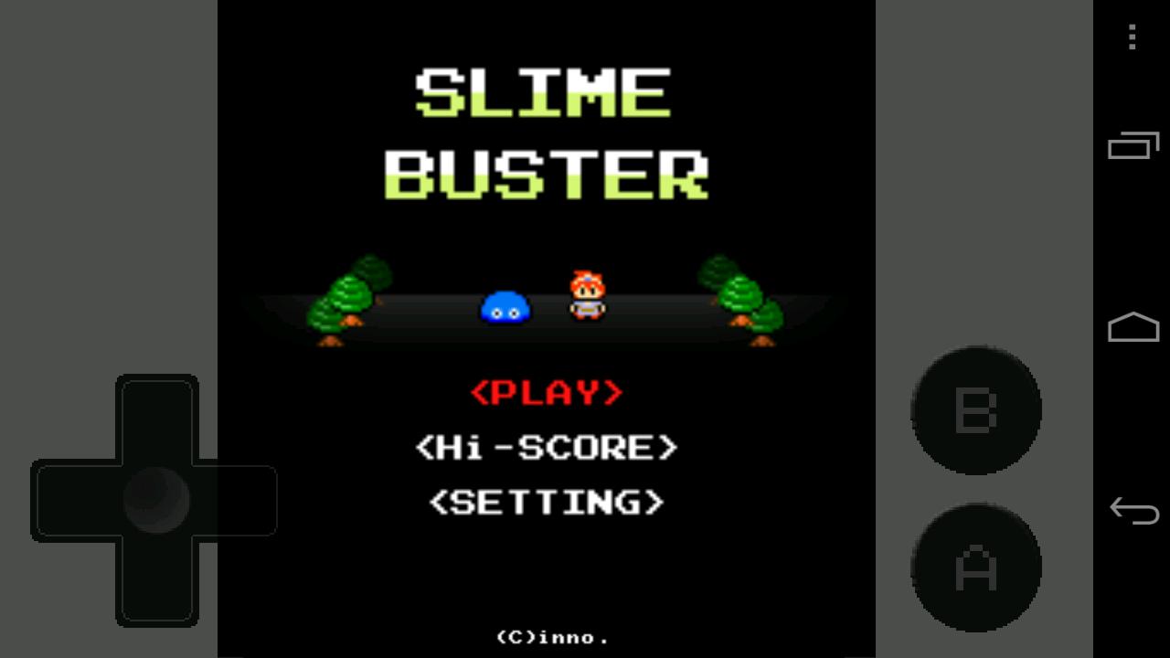 Slime Buster(スライムバスター)- スクリーンショット