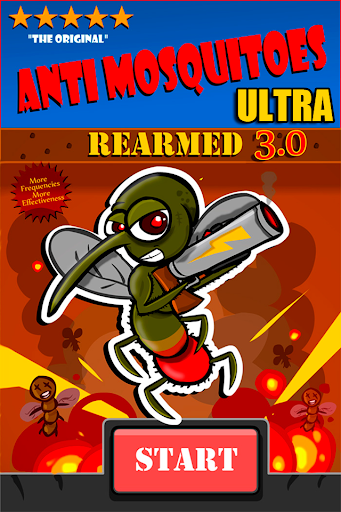 Anti-Mosquitoes ULTRA
