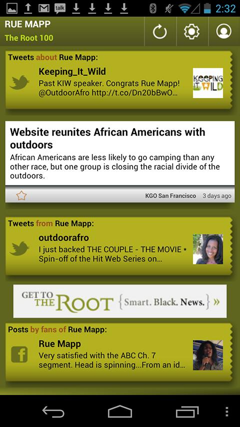 Rue Mapp: The Root 100 - screenshot