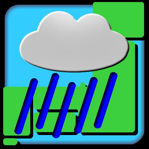 天气の降水量チェッカー LOGO-記事Game