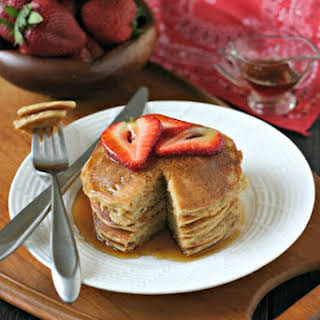 Paleo Cashew Pancakes.