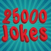 25,000 Free Jokes