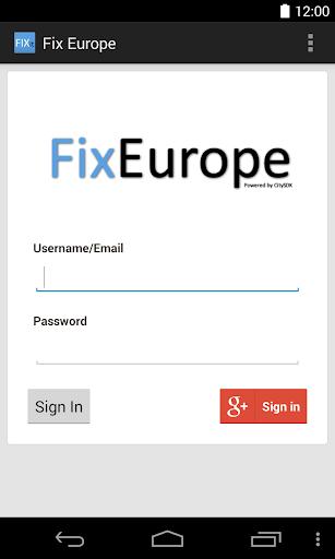 Fix Europe