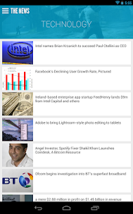 The News: Your News Reader App- screenshot thumbnail
