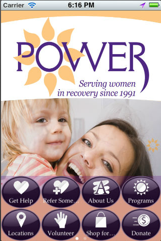 POWER Recovery- screenshot