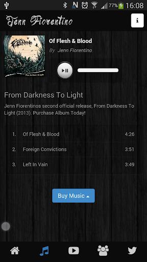 Jenn Fiorentino - Official App