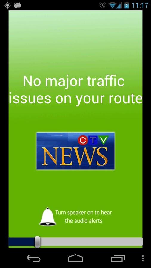 CTV News Cottage Traffic- screenshot