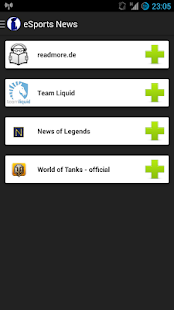 eSport News - screenshot thumbnail