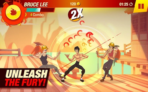 Bruce Lee: Enter The Game - screenshot thumbnail