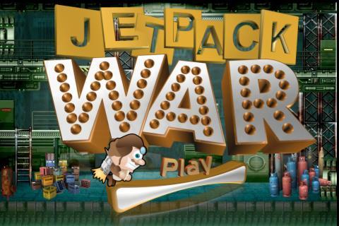 Jetpack War v1.1