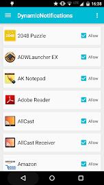 DynamicNotifications Screenshot 3
