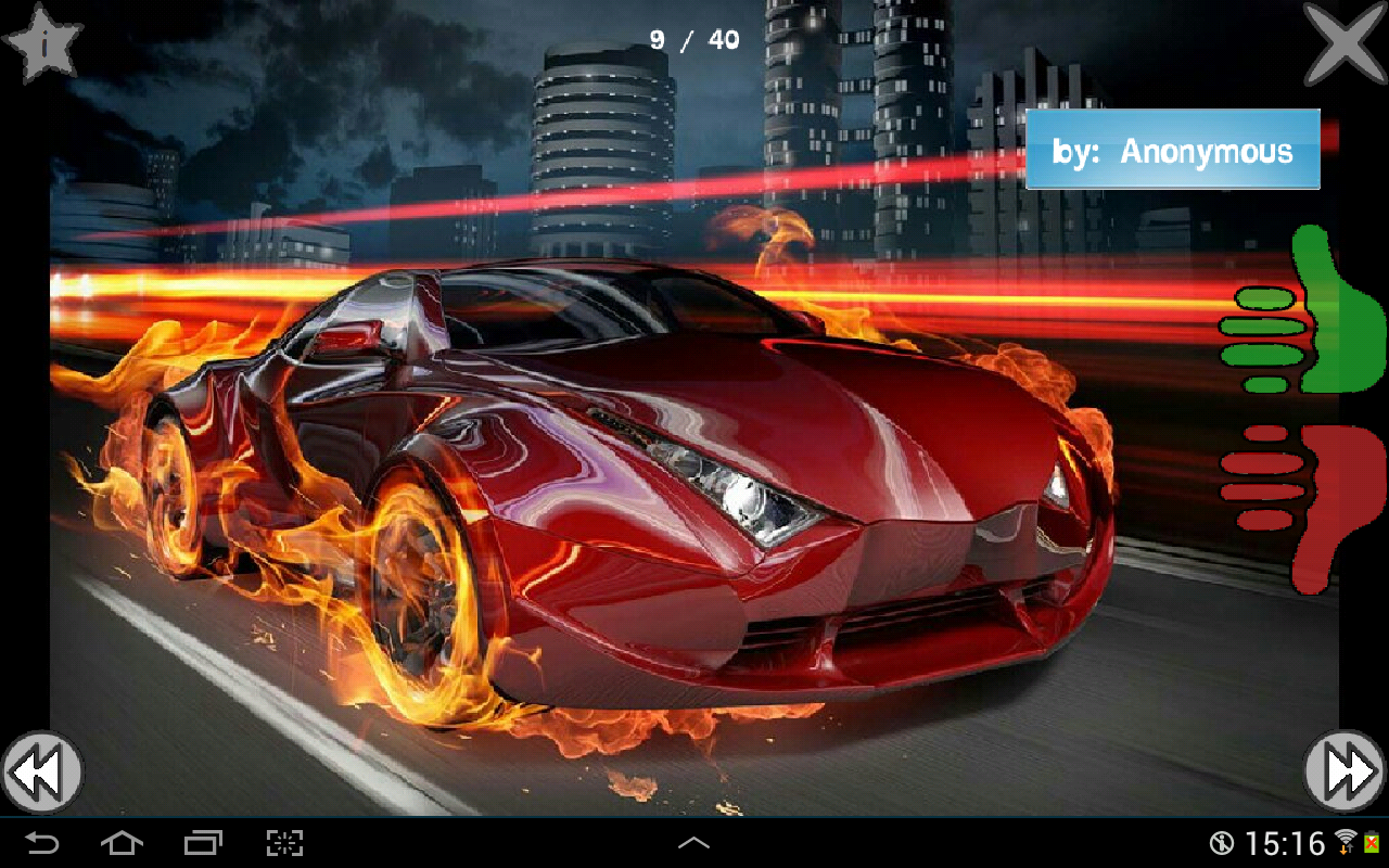 Cool cars vote it android apps on google play cool cars vote it screenshot voltagebd