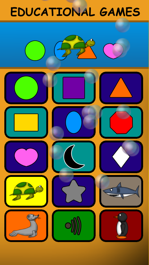 Kids Learning Games: Animals- screenshot