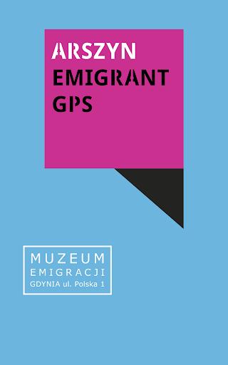 Emigrant GPS