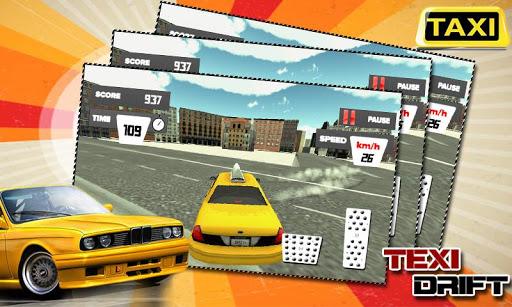 Taxi Fast Drive 3D