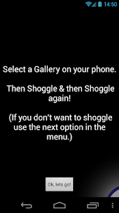 Shoogle For Yer Photos - screenshot thumbnail
