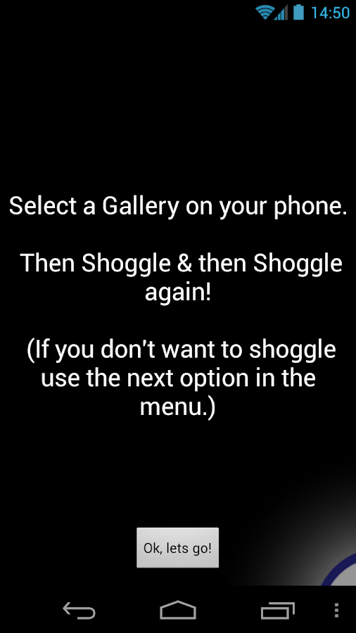 Shoogle For Yer Photos - screenshot