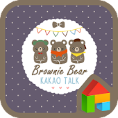 brown bear dodol theme APK for iPhone