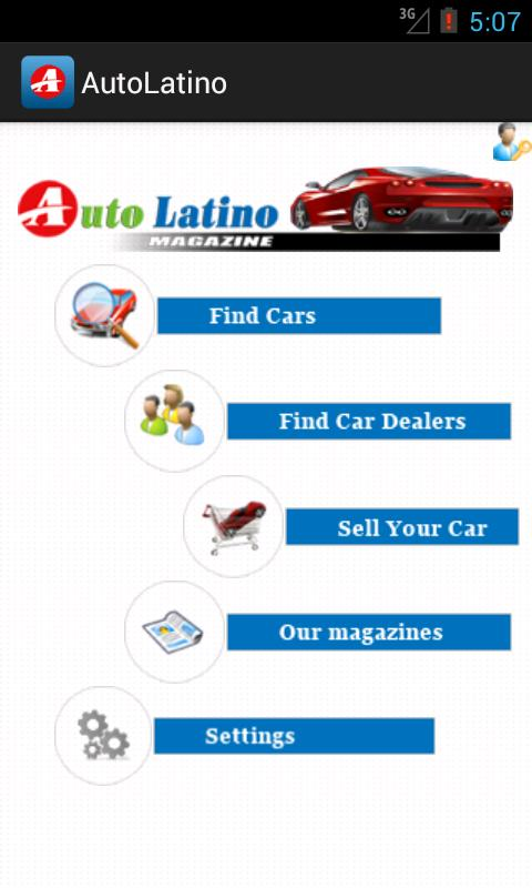 Auto Latino - screenshot