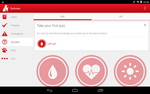 Pet First Aid - Red Cross Screenshot 14